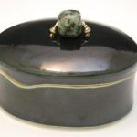 EK beaded pot smaller